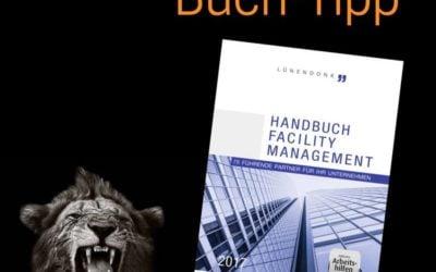Buch-Tipp: Handbuch Facility Management 2017