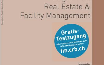 IFMA-Glossar: Eine Sprache für den Immobilienmarkt