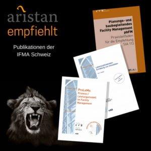Mit drei Publikationen will die IFMA Schweiz die Entwicklung der Facility Management Branche in der Schweiz unterstützen.